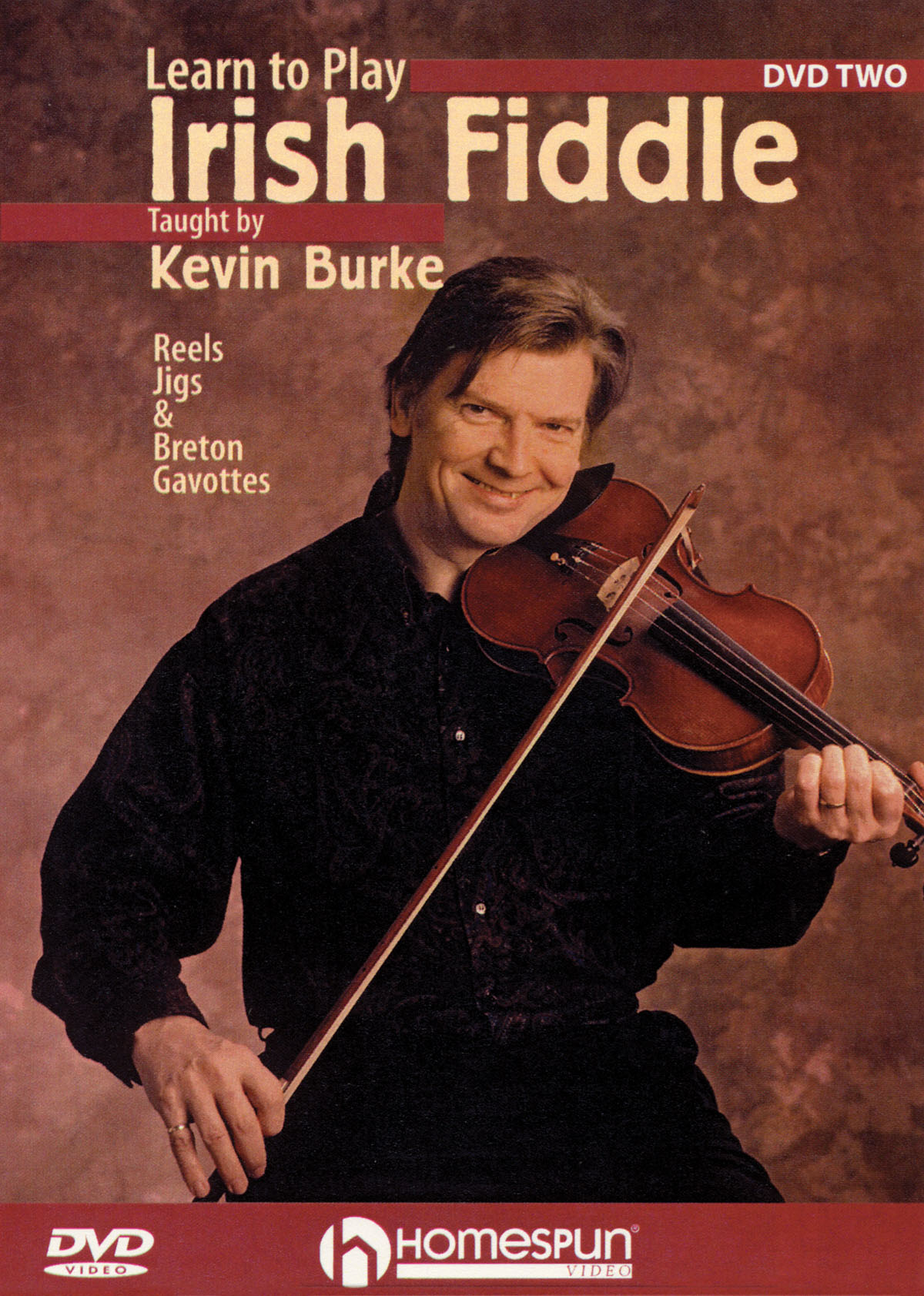 Kevin Burke: Learn to Play Irish Fiddle  Lesson Two: Fiddle: Instrumental Tutor