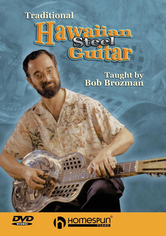 Bob Brozman: Traditional Hawaiian Guitar: Guitar Solo: Instrumental Tutor