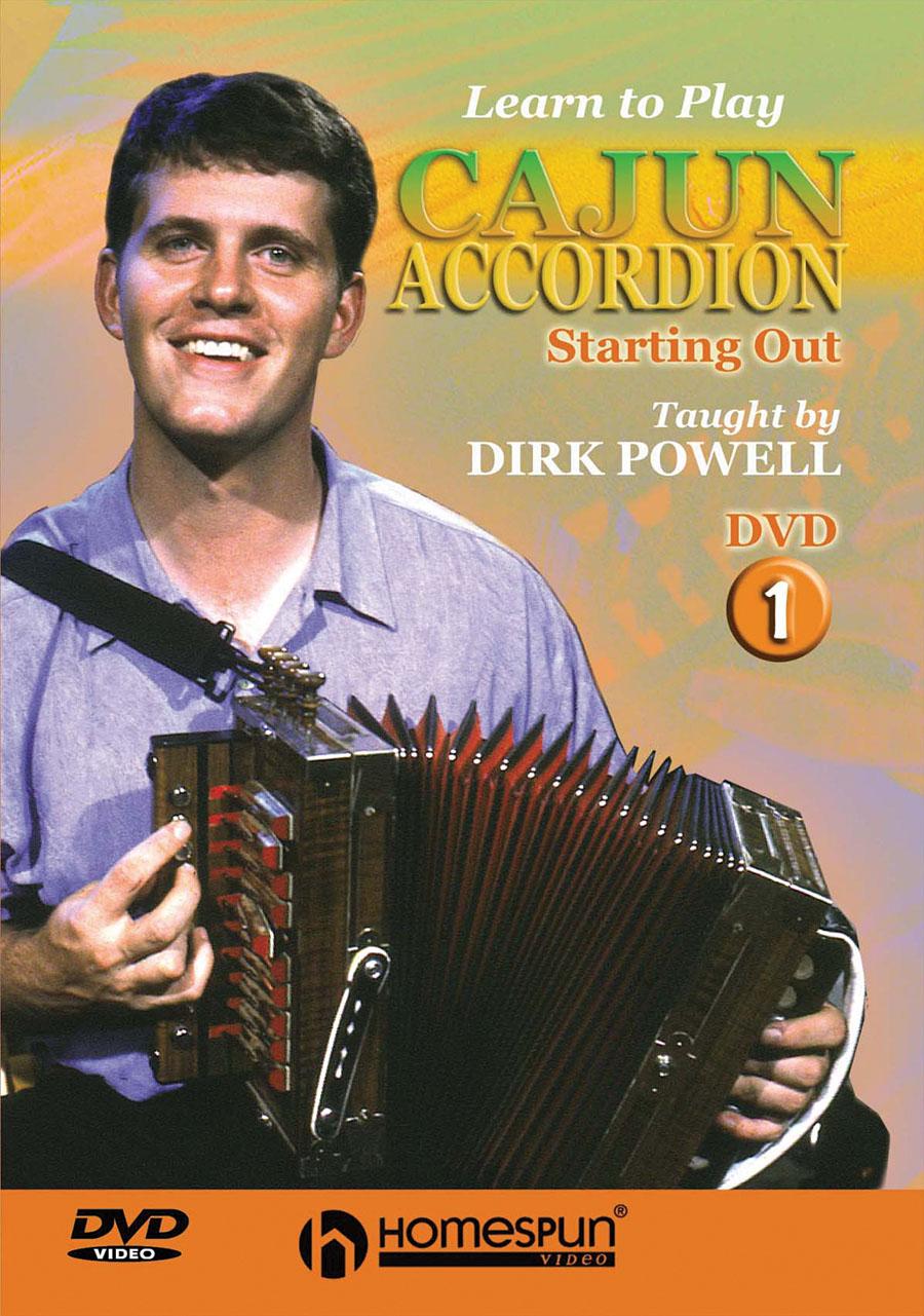 Learn to Play Cajun Accordion: Accordion: Instrumental Tutor
