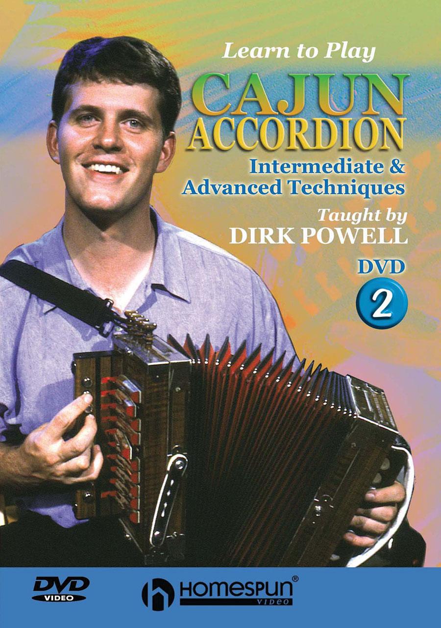 Learn to Play Cajun Accordion: Accordion Solo: Instrumental Tutor