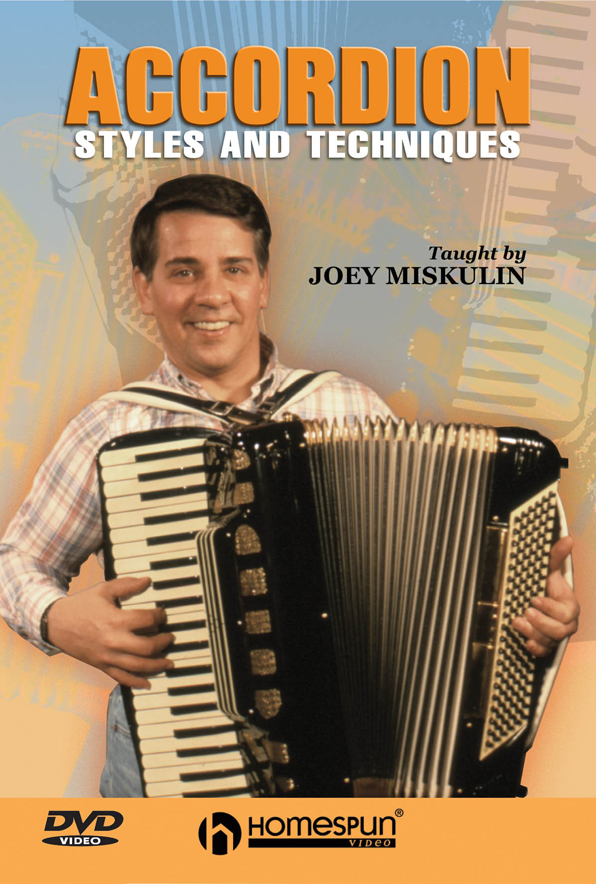 Accordion Styles and Techniques: Accordion: Instrumental Tutor