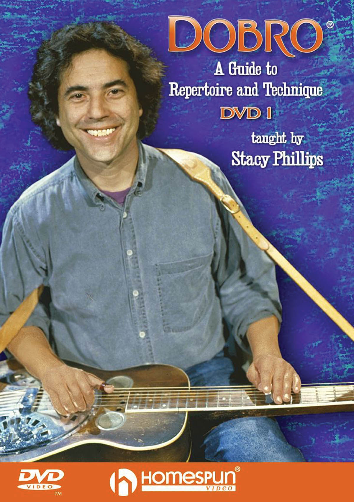 Stacy Phillips: Dobro - A Guide To Repertoire And Technique 1: Guitar Solo: