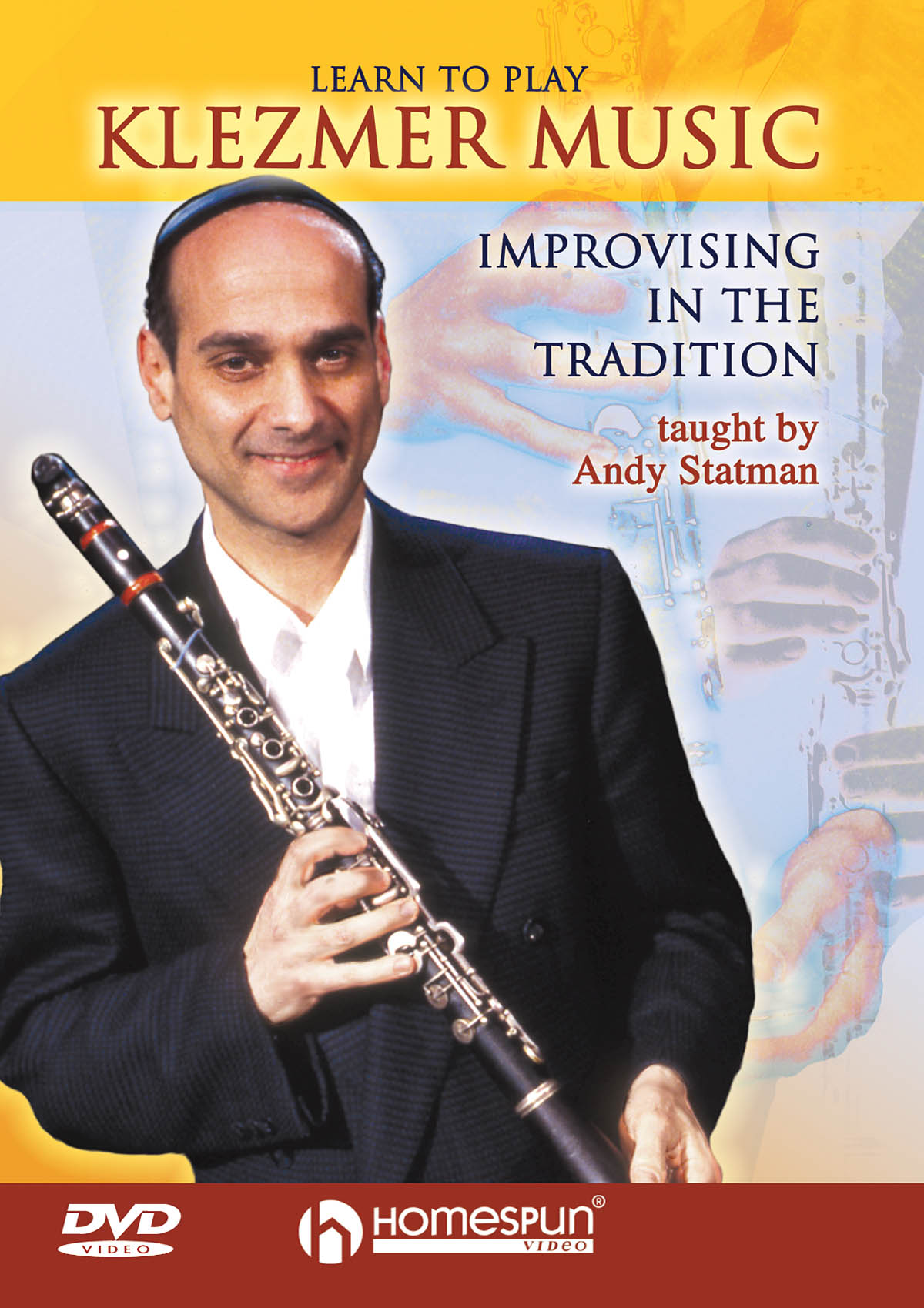 Andy Statman: Learn To Play Klezmer Music: Other Variations: Instrumental Tutor