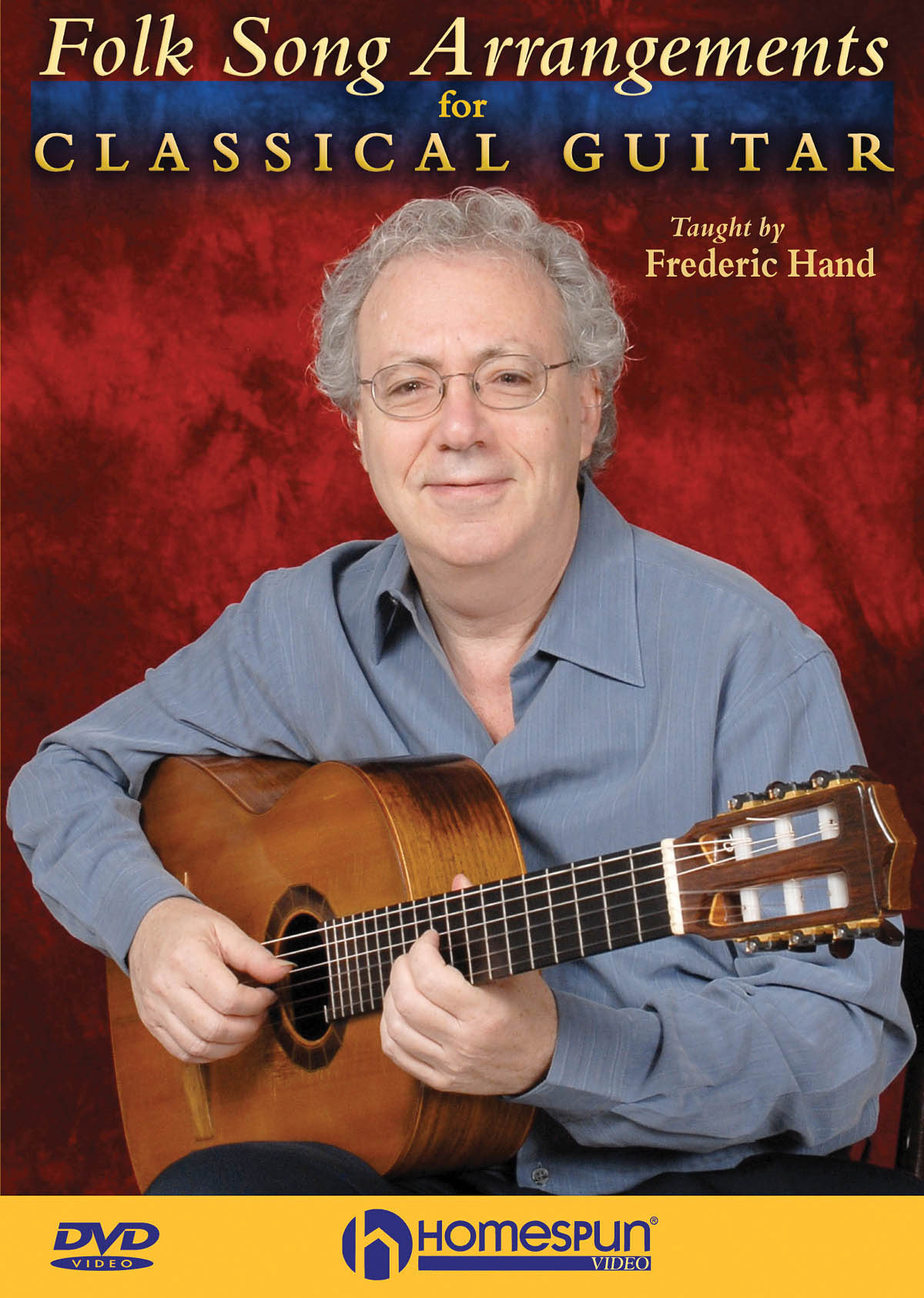 Frederic Hand: Folk Song Arrangements For Classical Guitar: Guitar Solo:
