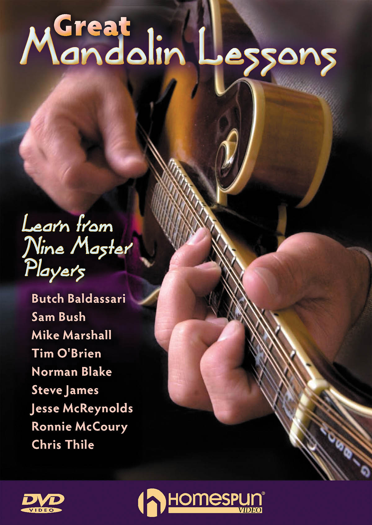 Great Mandolin Lessons: Mandolin: Instrumental Tutor