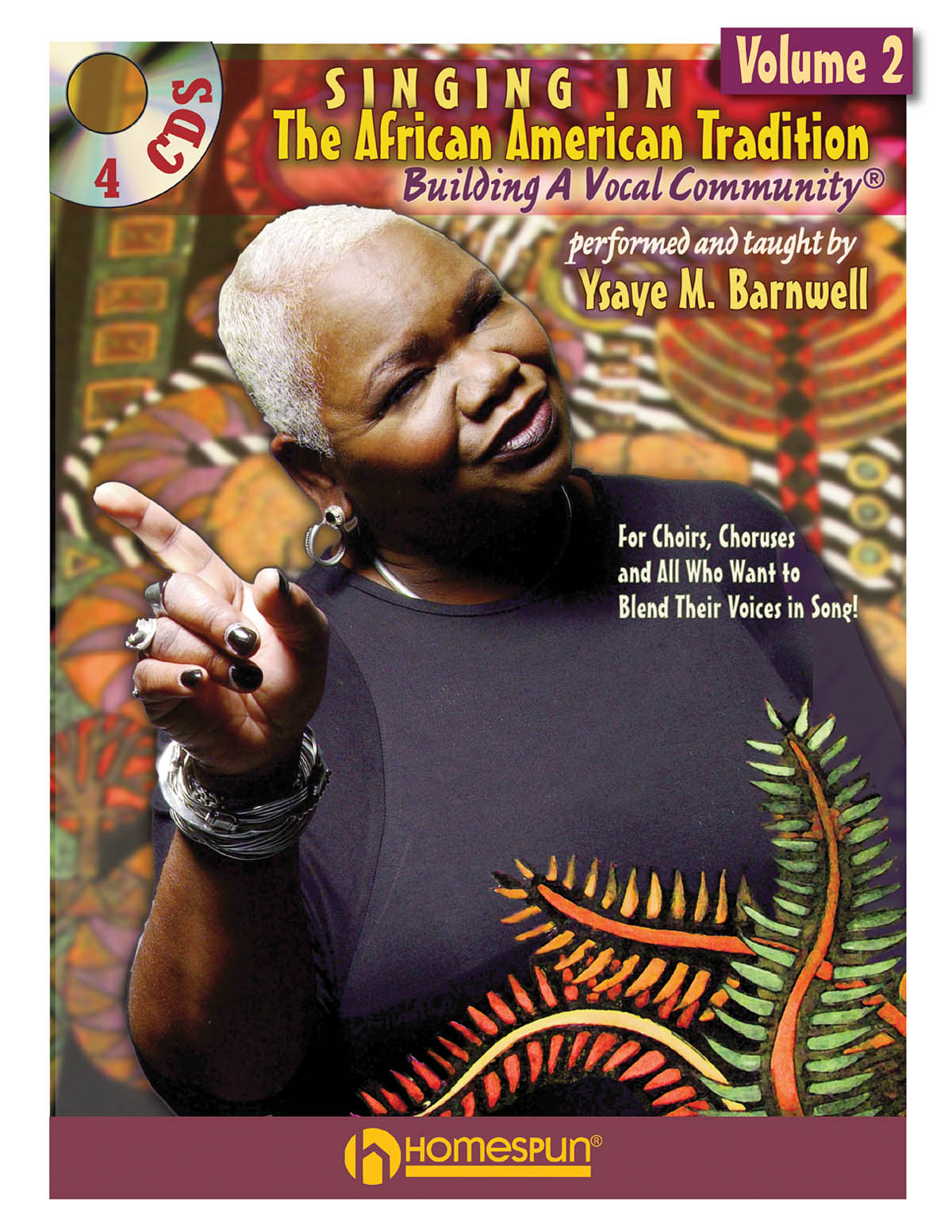 Ysaye Barnwell: Singing in the African American Tradition-Volume 2: Vocal Solo: