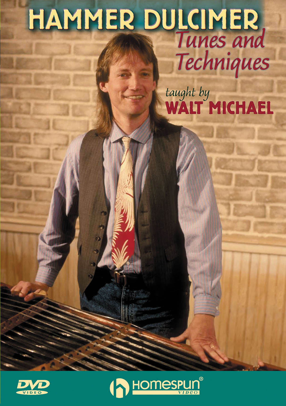 Walt Michael: Hammer Dulcimer Tunes & Techniques: Other plucked strings: