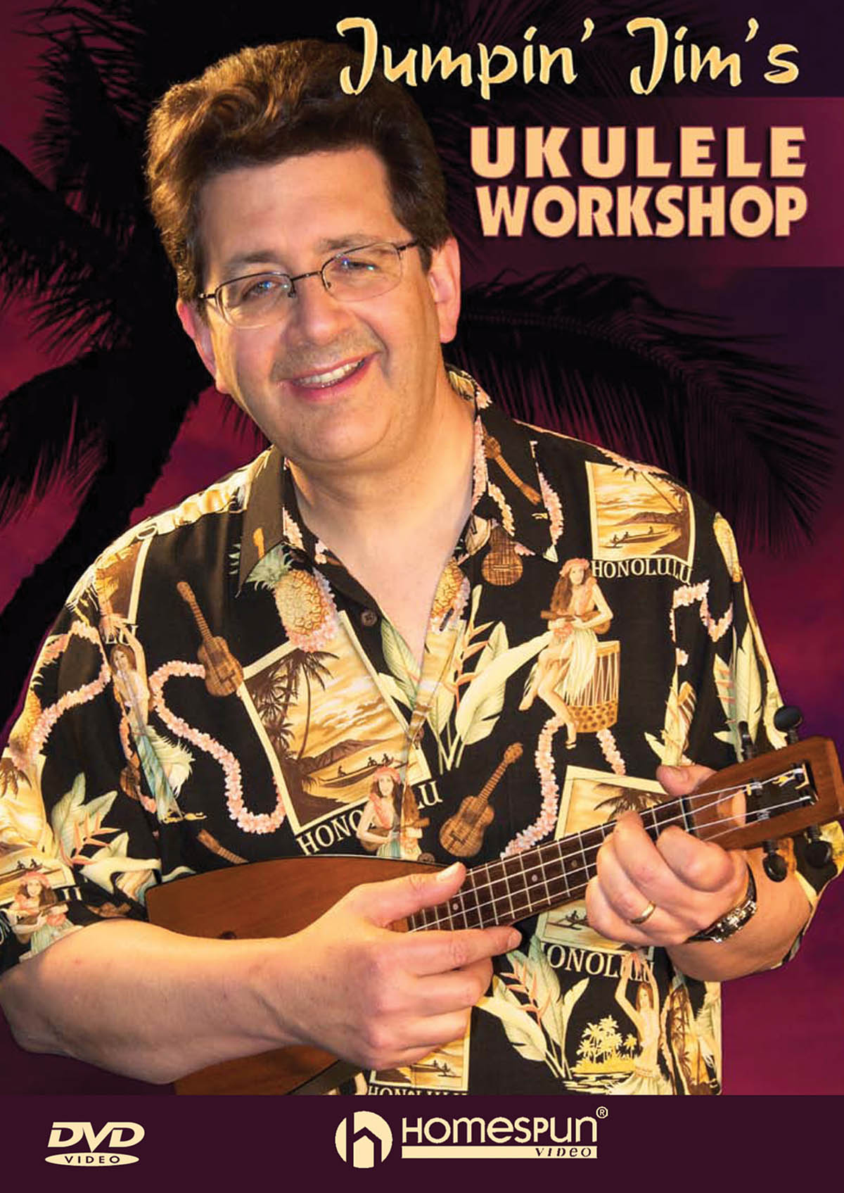 Jim Beloff: Jumpin' Jim's Ukulele Workshop: Ukulele Solo: Instrumental Tutor
