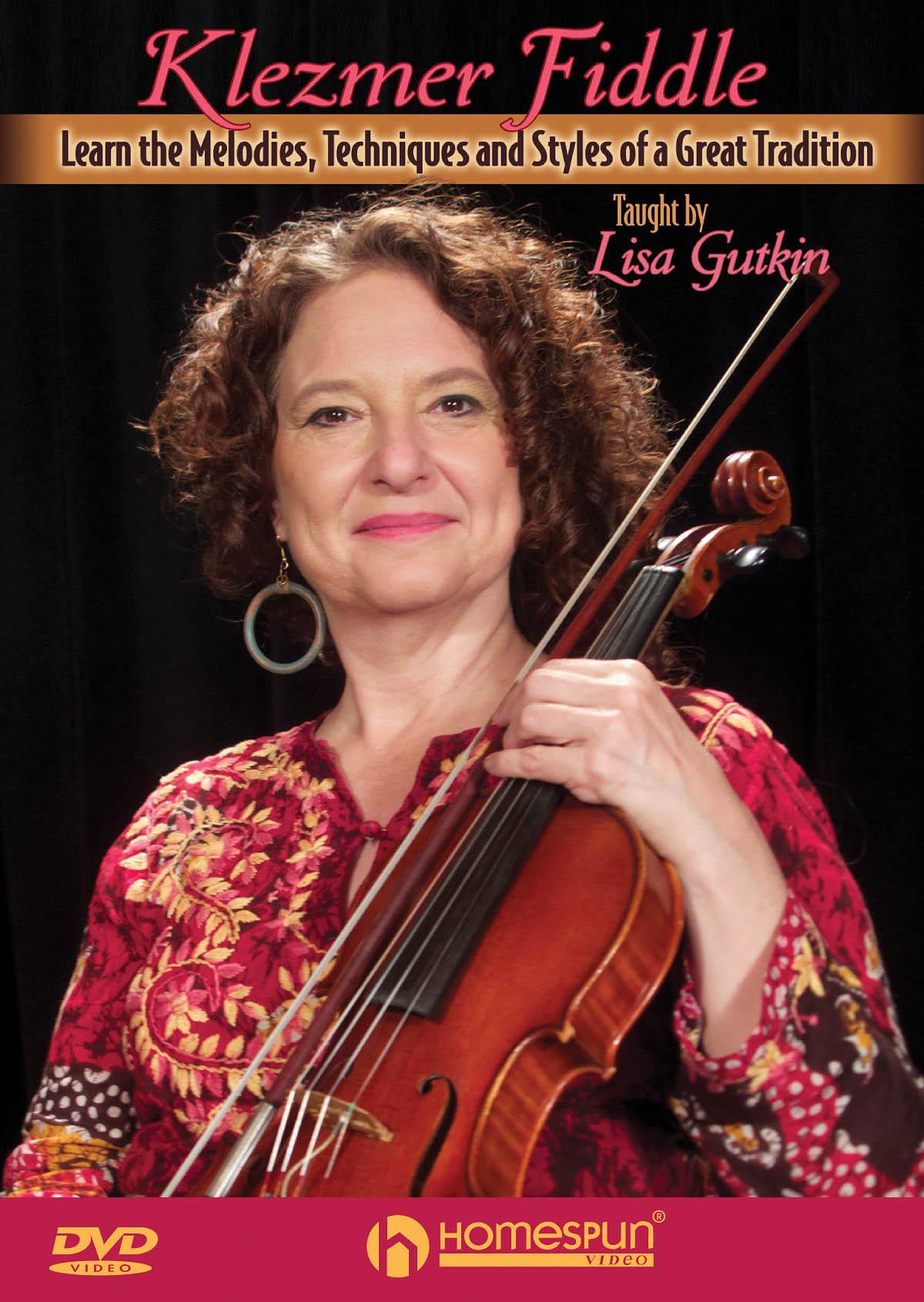 Lisa Gutkin: Klezmer Fiddle: Violin Solo: Instrumental Tutor