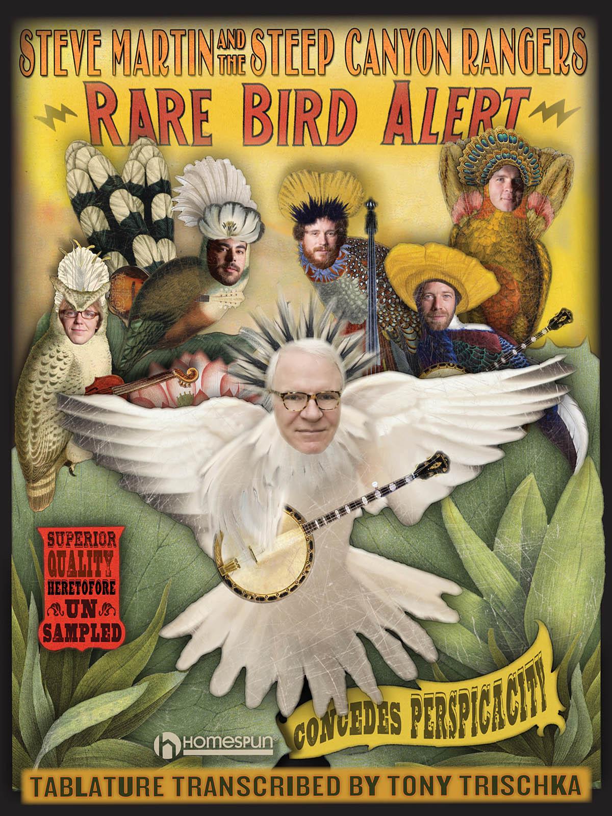 Rare Bird Alert: Banjo: Album Songbook