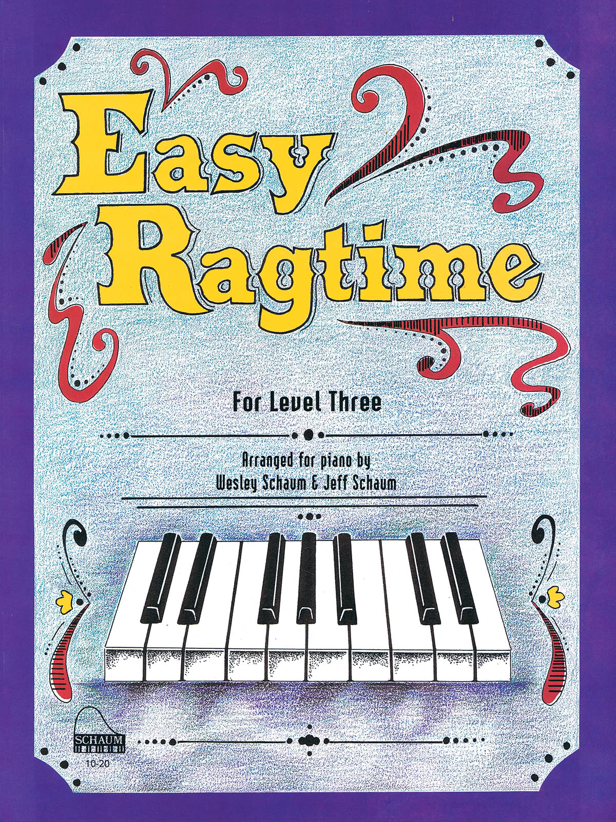 Easy Ragtime: Piano: Instrumental Album