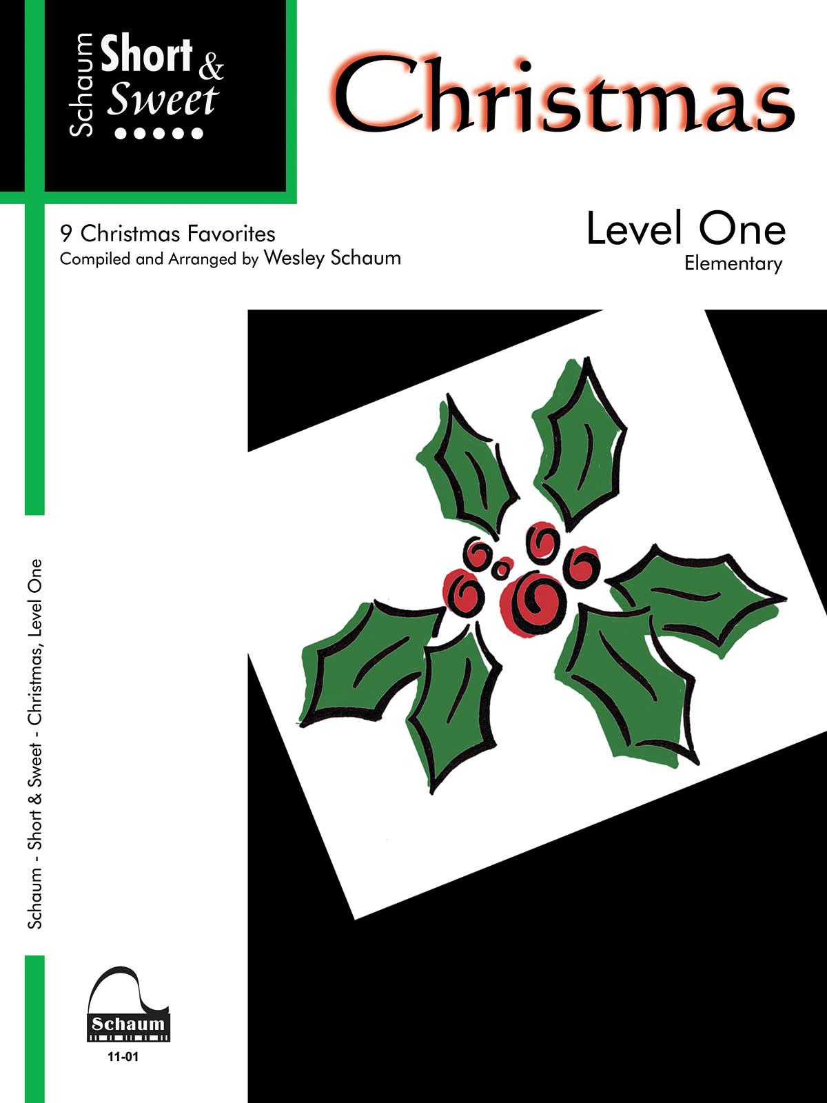 Short & Sweet: Christmas: Piano: Instrumental Album