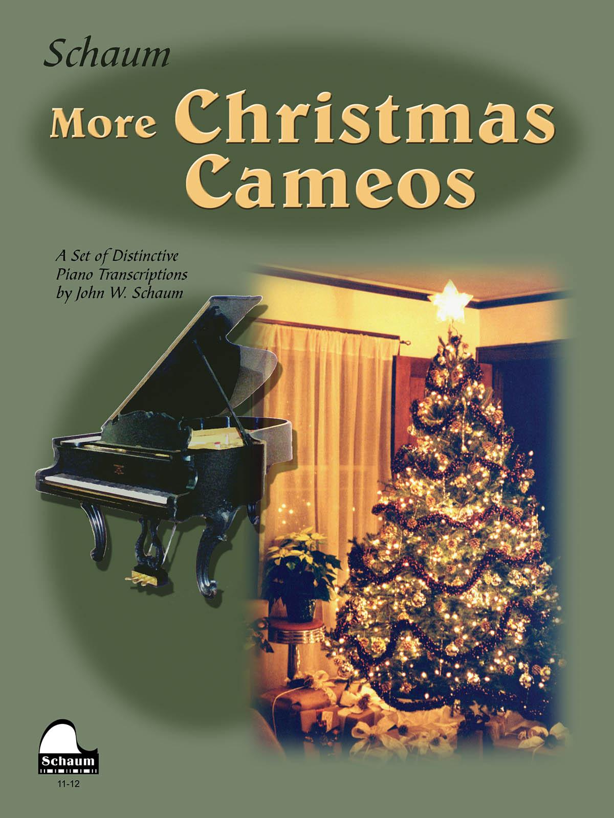 More Christmas Cameos: Piano: Instrumental Album