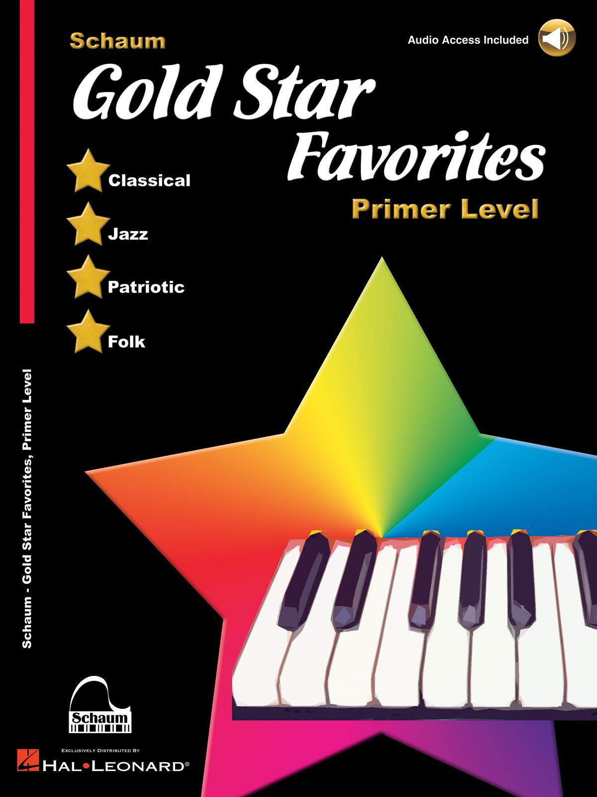 Gold Star Favorites: Piano: Instrumental Album