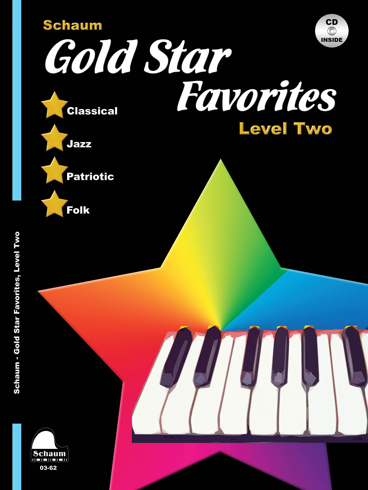 Gold Star Favorites: Piano: Instrumental Album