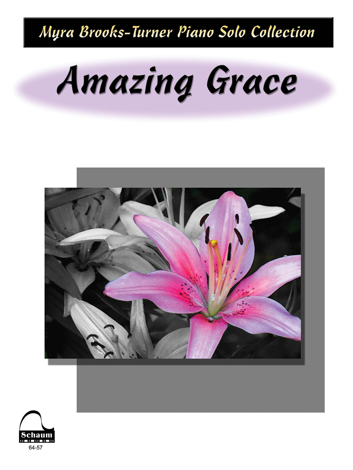 Amazing Grace: Piano: Instrumental Album