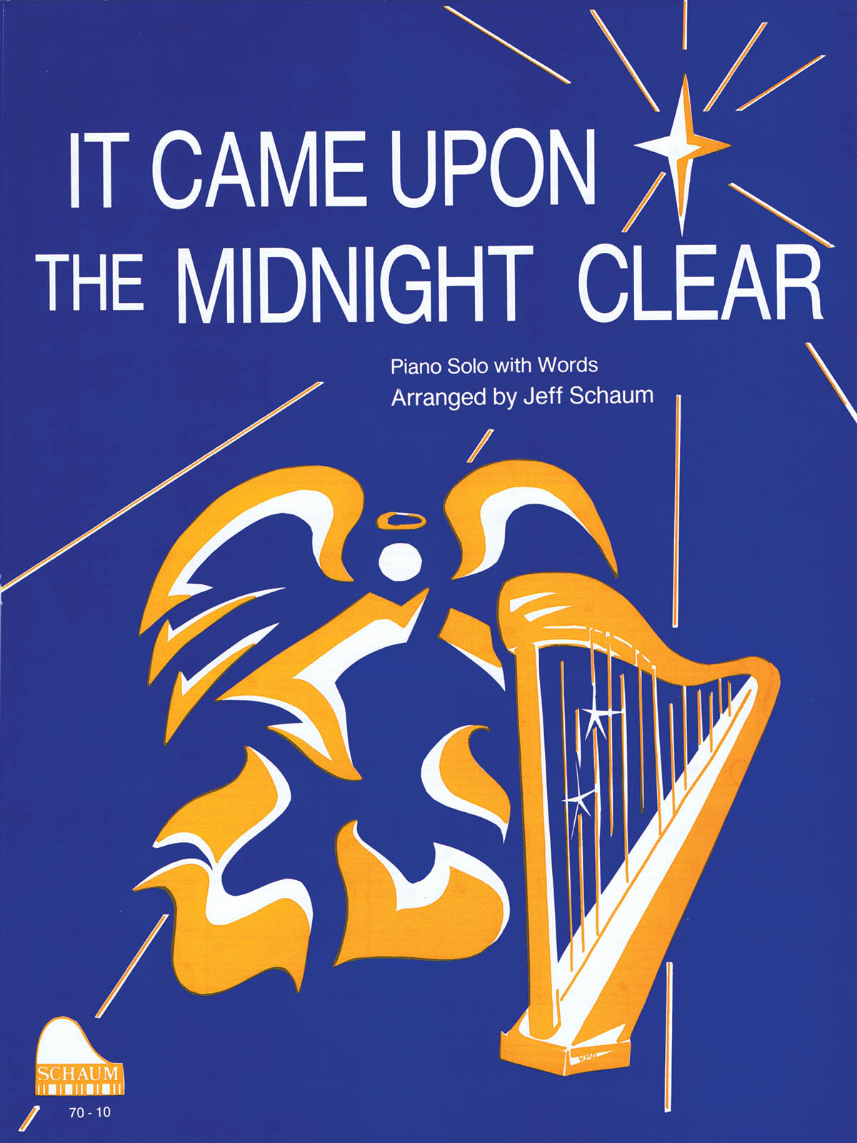 It Came Upon Midnight Clear: Piano: Instrumental Album