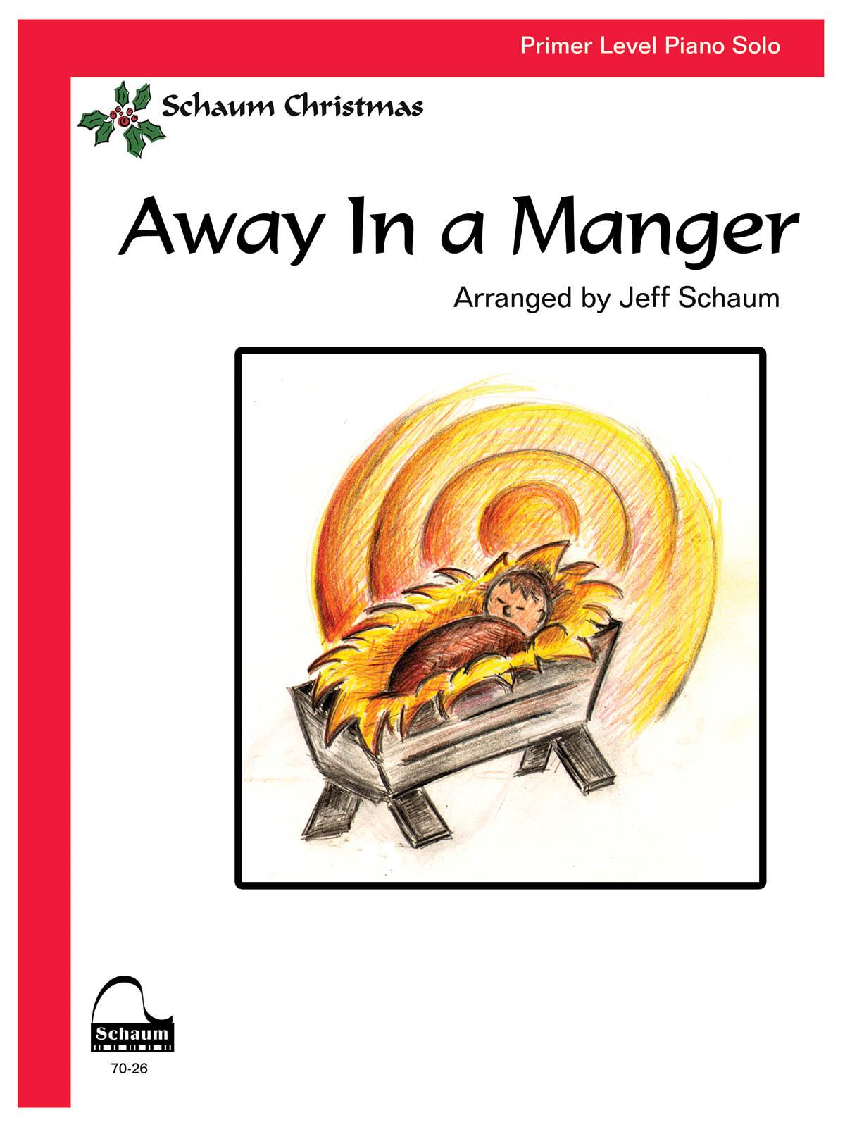Away In A Manger: Piano: Instrumental Album