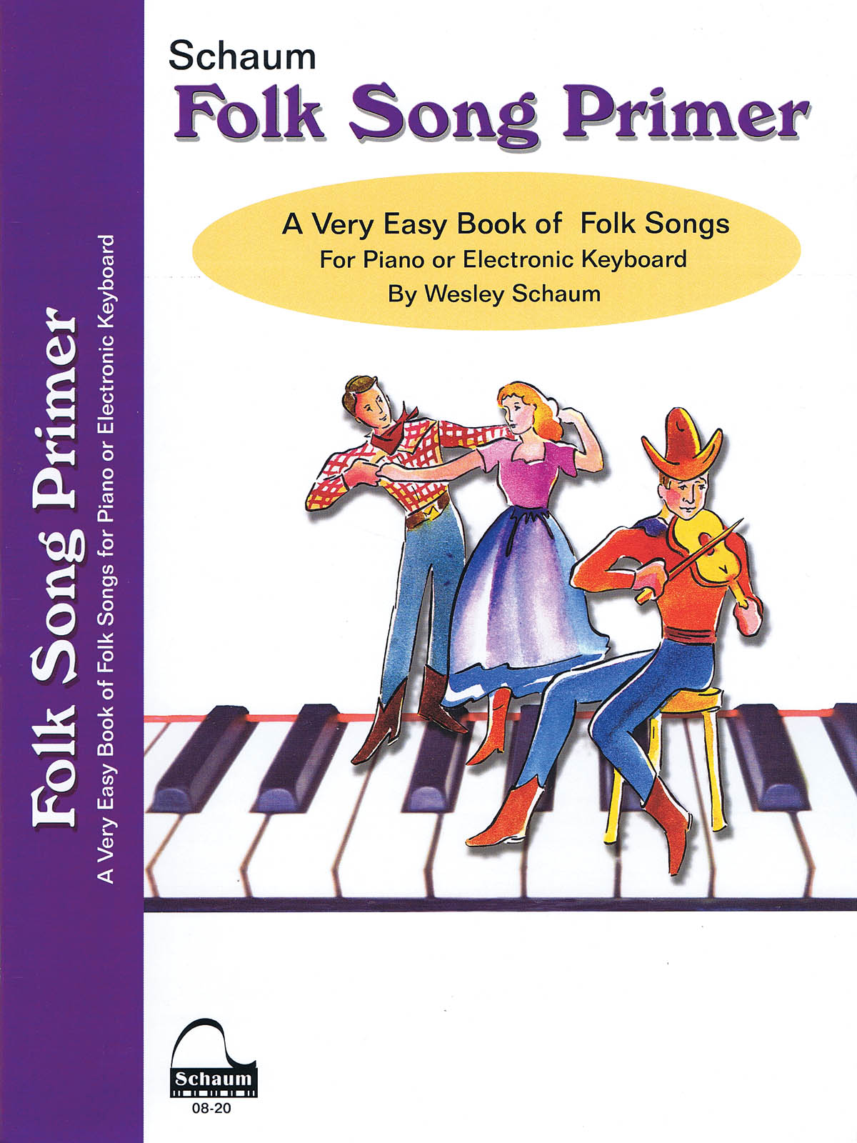 Folk Song Primer: Piano: Instrumental Album