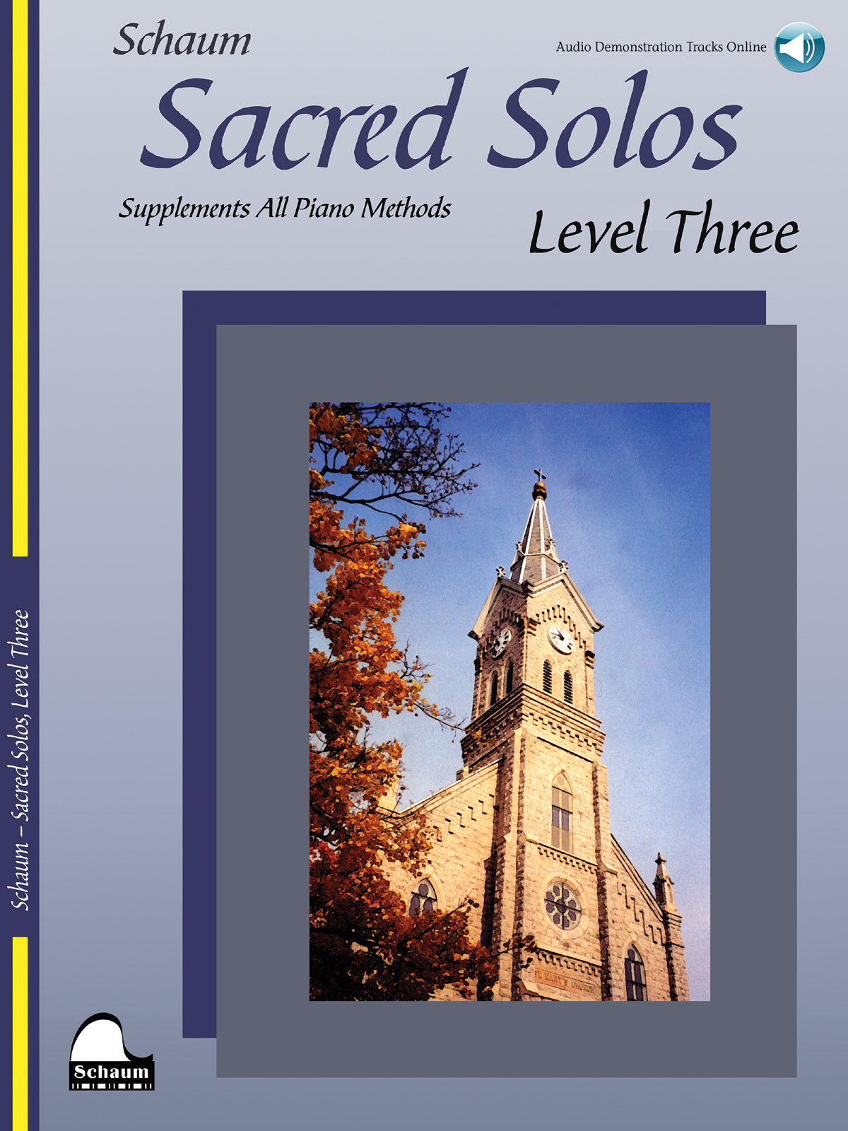 Sacred Solos - Level Three: Piano: Instrumental Album