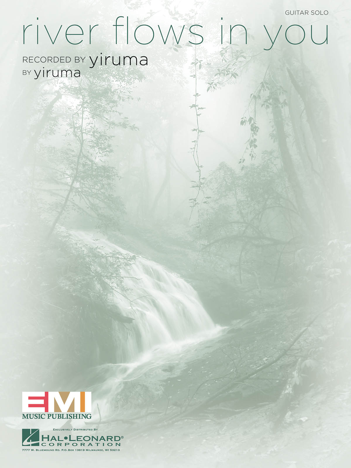 Yiruma: River Flows in You: Guitar Solo: Instrumental Album