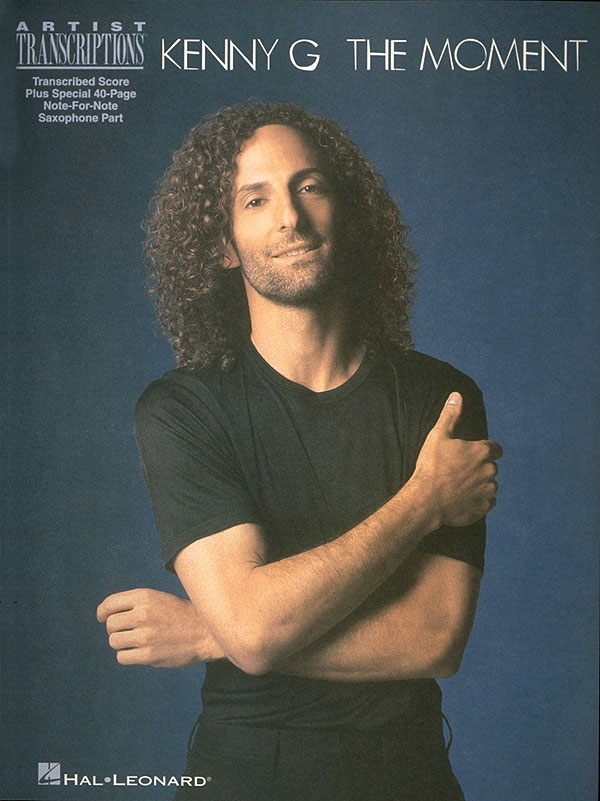 G Kenny: Kenny G - The Moment: Saxophone Ensemble: Instrumental Album