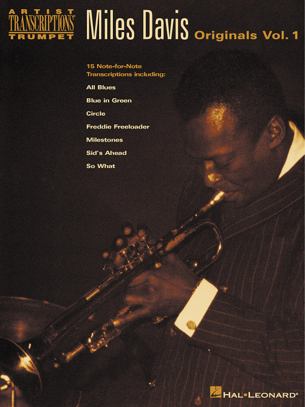 Miles Davis: Miles Davis Originals Vol 1: Piano  Vocal and Guitar: Instrumental