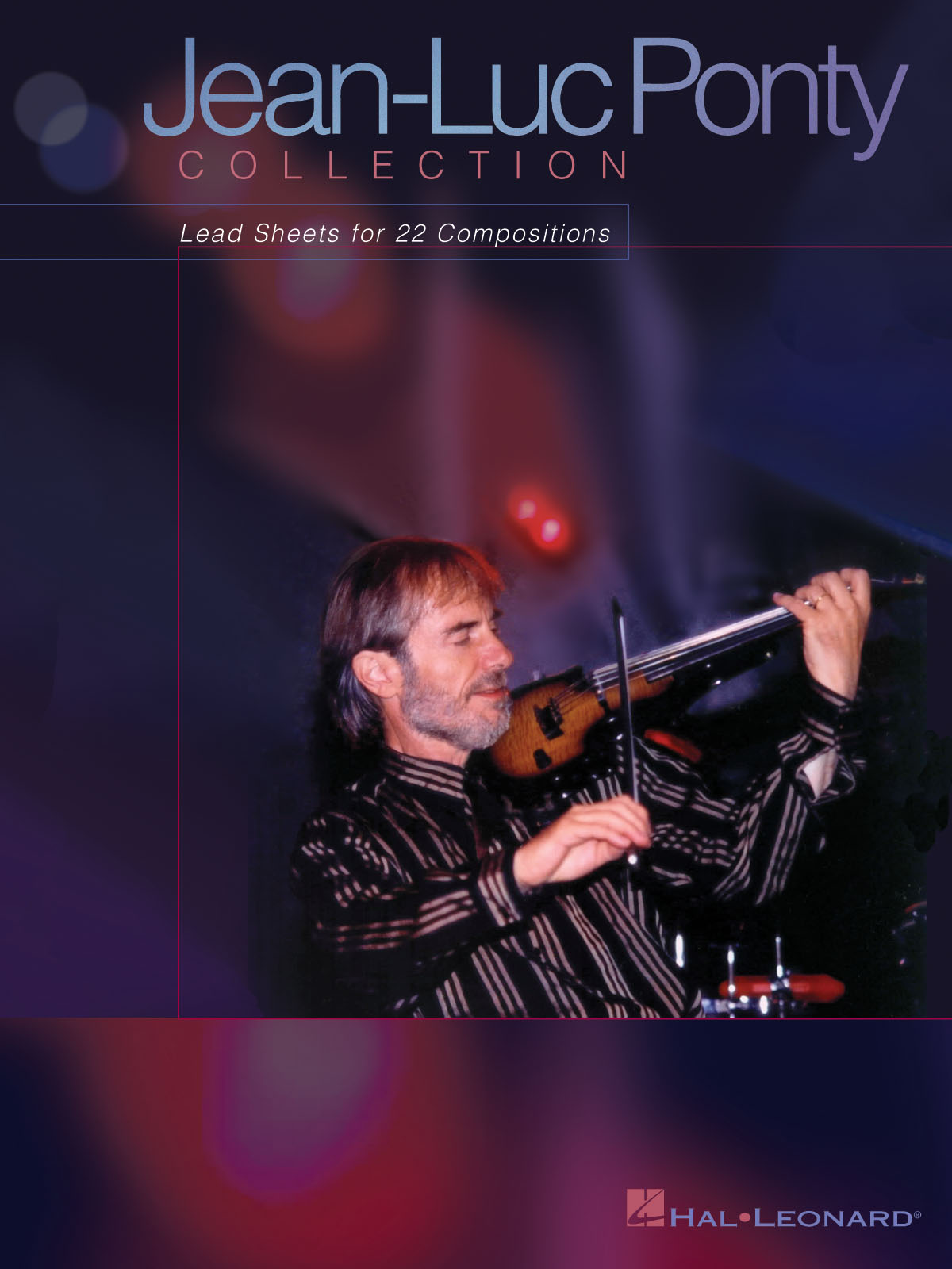 Jean-Luc Ponty: Jean-Luc Ponty Collection: C Instrument: Artist Songbook