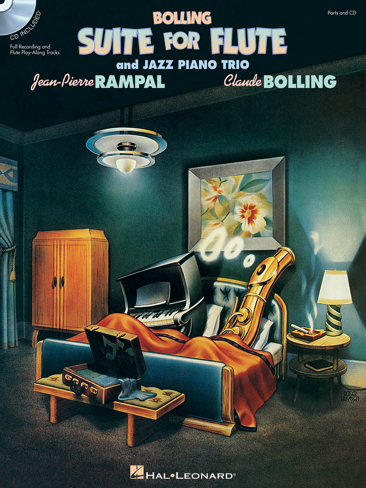 Claude Bolling Jean-Pierre Rampal: Bolling: Suite For Flute and Jazz Piano Trio: