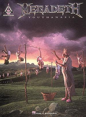 Howard Epstein: Megadeth - Youthanasia: Guitar Solo: Album Songbook