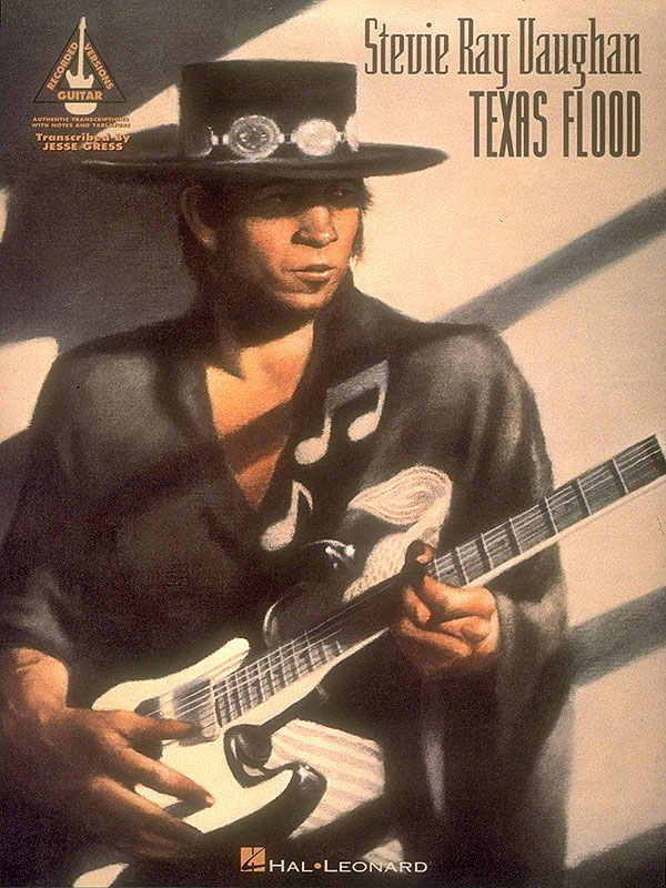 Stevie Ray Vaughan: Stevie Ray Vaughan Texas Flood: Guitar Solo