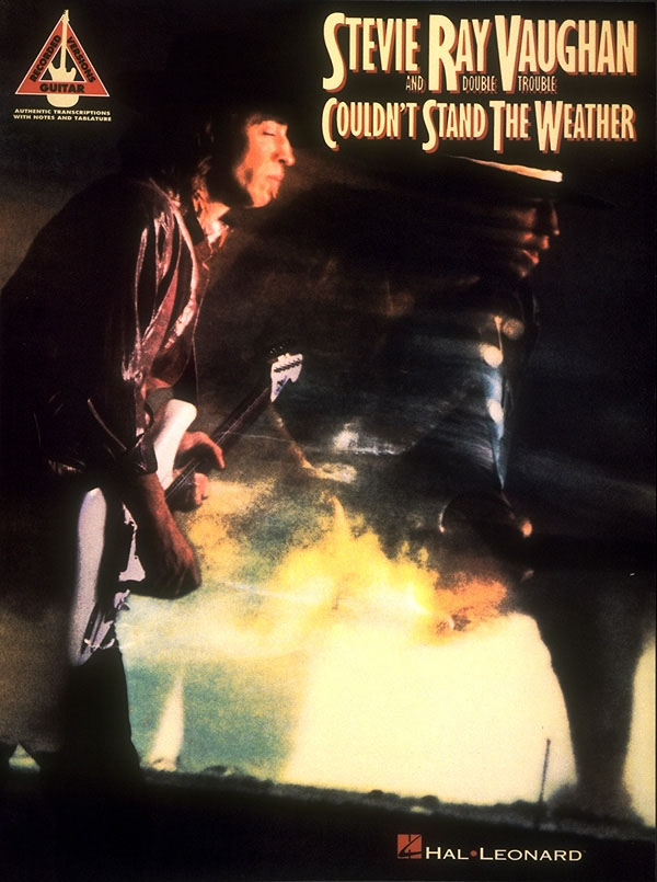Stevie Ray Vaughan: Stevie Ray Vaughan - Couldn't Stand the Weather: Guitar