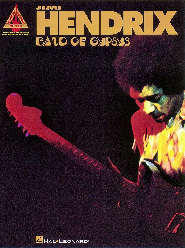 Jimi Hendrix: Jimi Hendrix - Band of Gypsys: Guitar Solo: Album Songbook