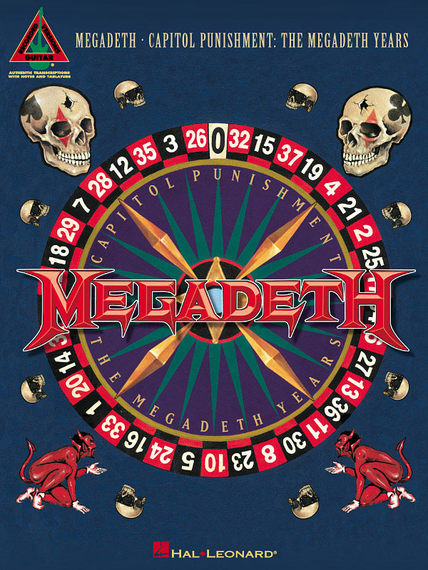 Howard Epstein: Megadeth - Capitol Punishment: The Megadeth Years: Guitar Solo: