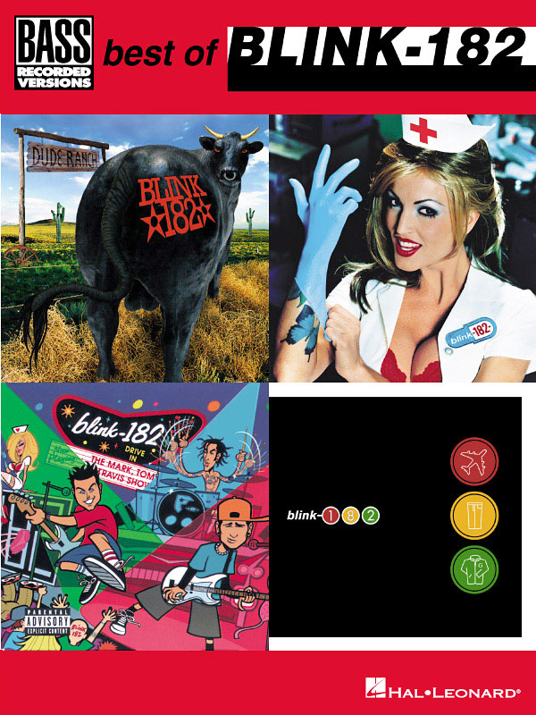 Blink-182: Best Of Blink-182 (Bass Recorded Versions): Bass Guitar Solo: