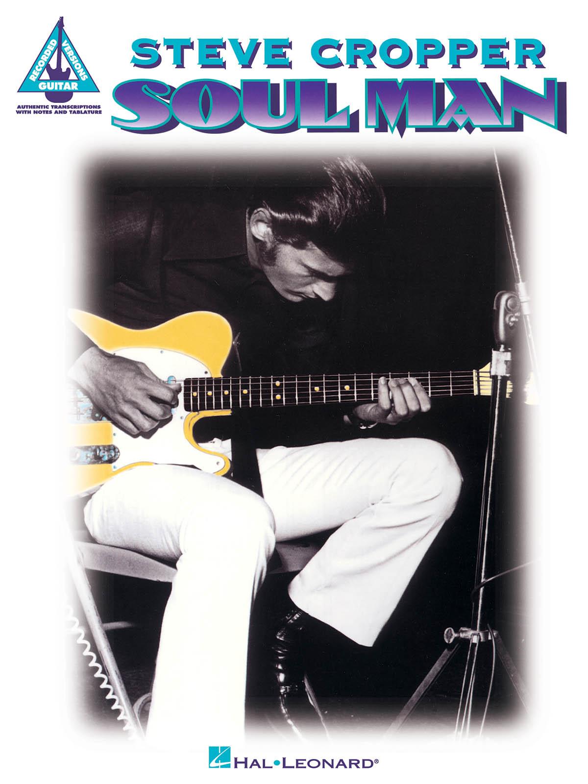 Steve Cropper: Steve Cropper - Soul Man: Guitar Solo: Artist Songbook