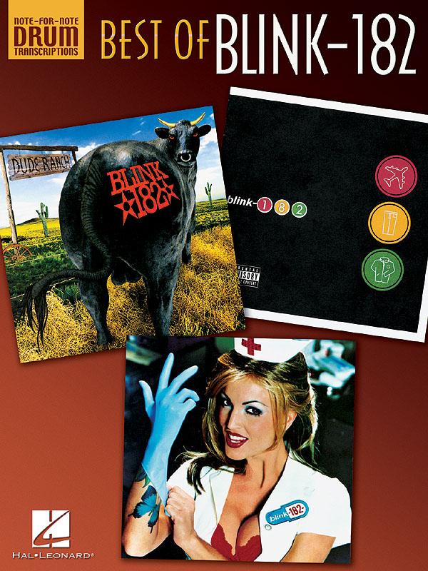 Blink-182: Best of Blink - 182: Drums: Artist Songbook