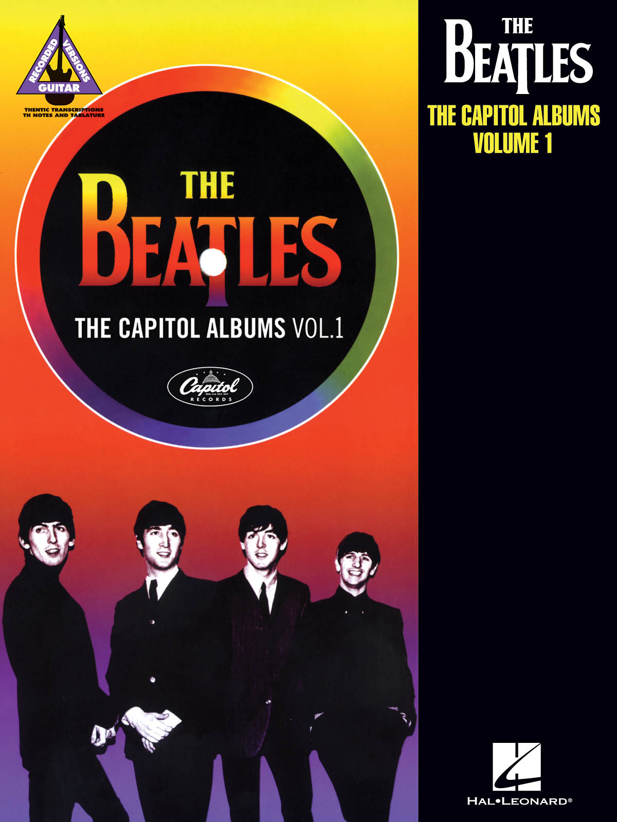 The Beatles: The Beatles - The Capitol Albums  Volume 1: Guitar TAB: