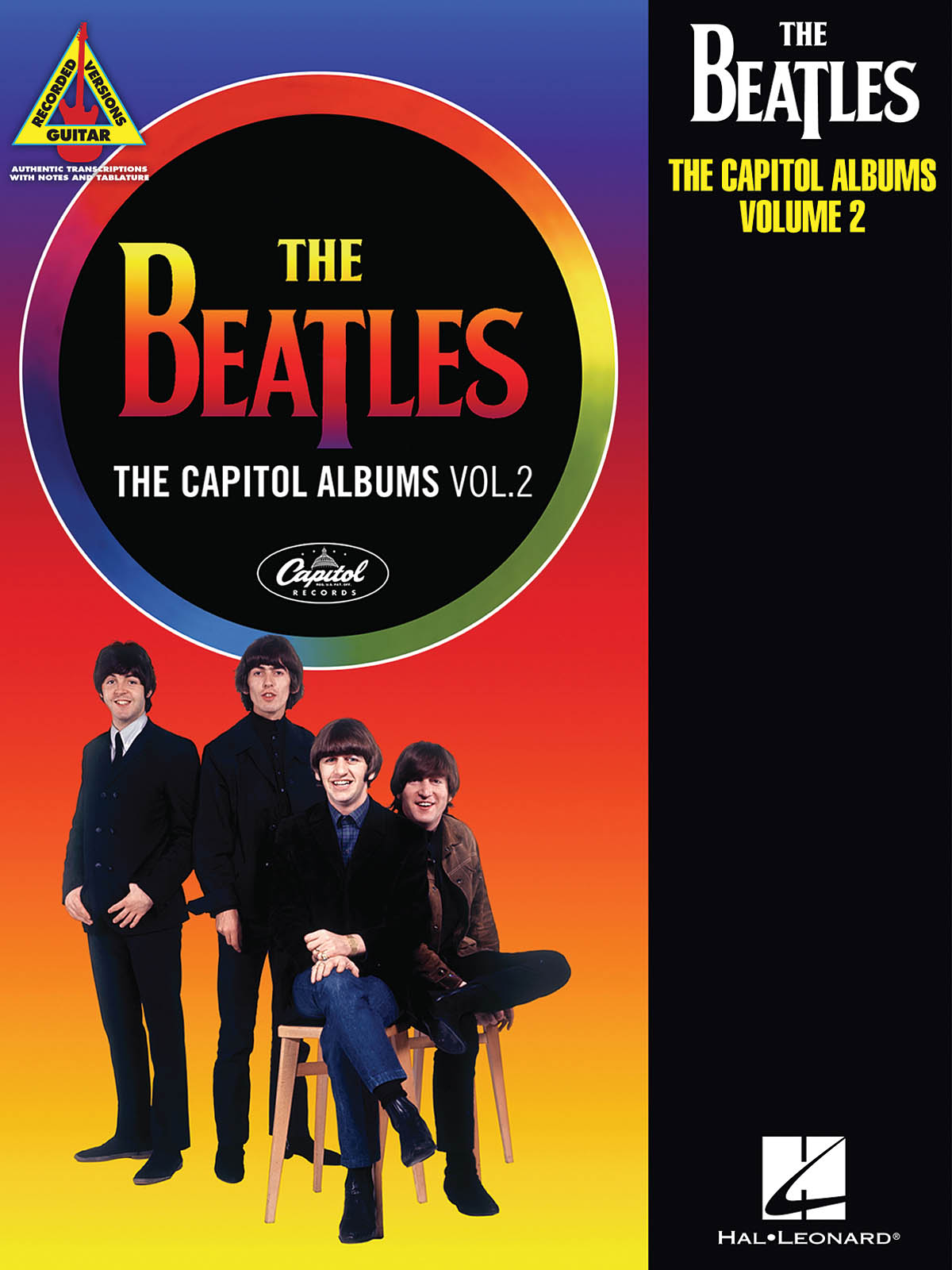 The Beatles: The Beatles - The Capitol Albums  Volume 2: Guitar TAB: