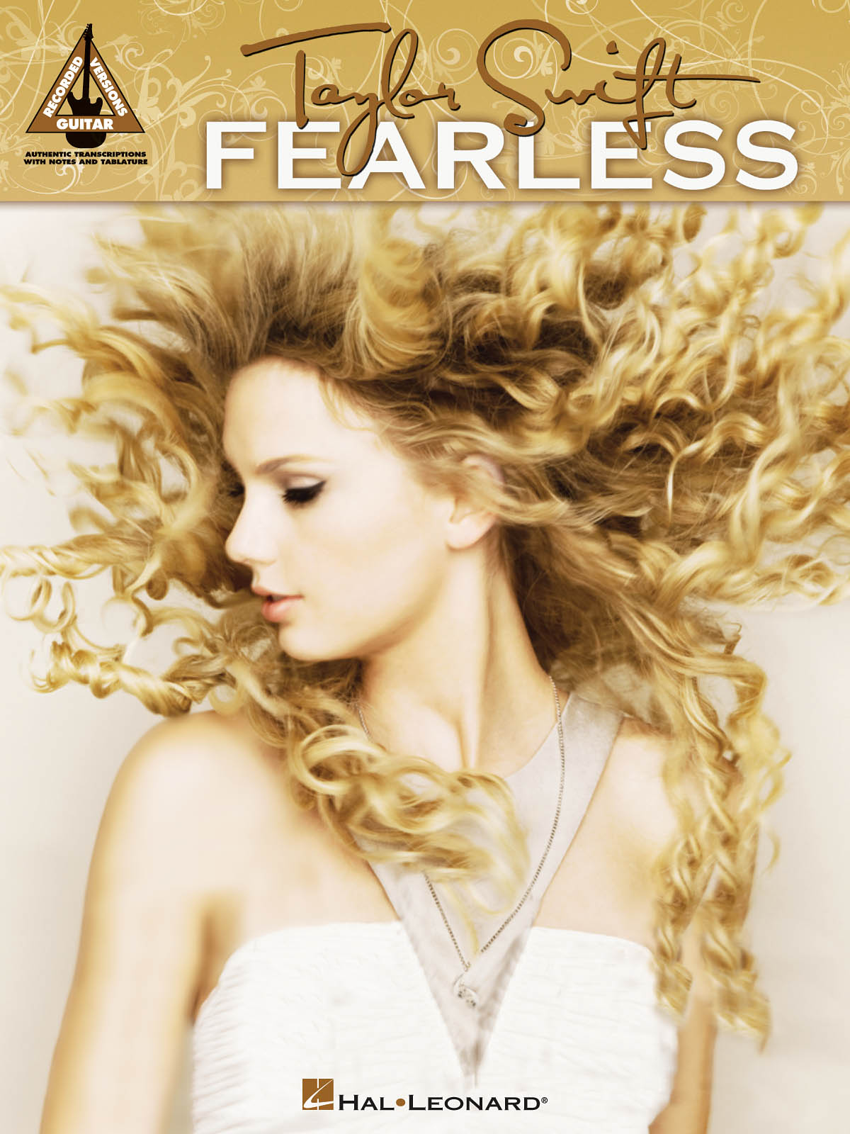 Taylor Swift: Taylor Swift Fearless - Guitar Recorded Versions: Guitar Solo: