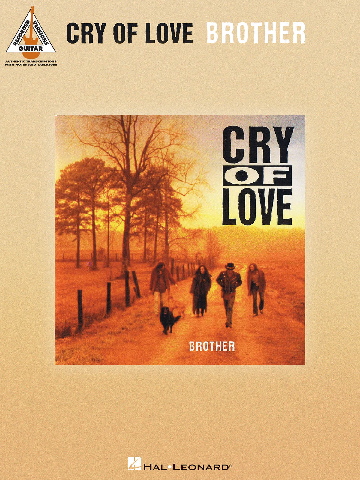 Cry of Love: Cry of Love - Brother: Guitar Solo: Instrumental Album