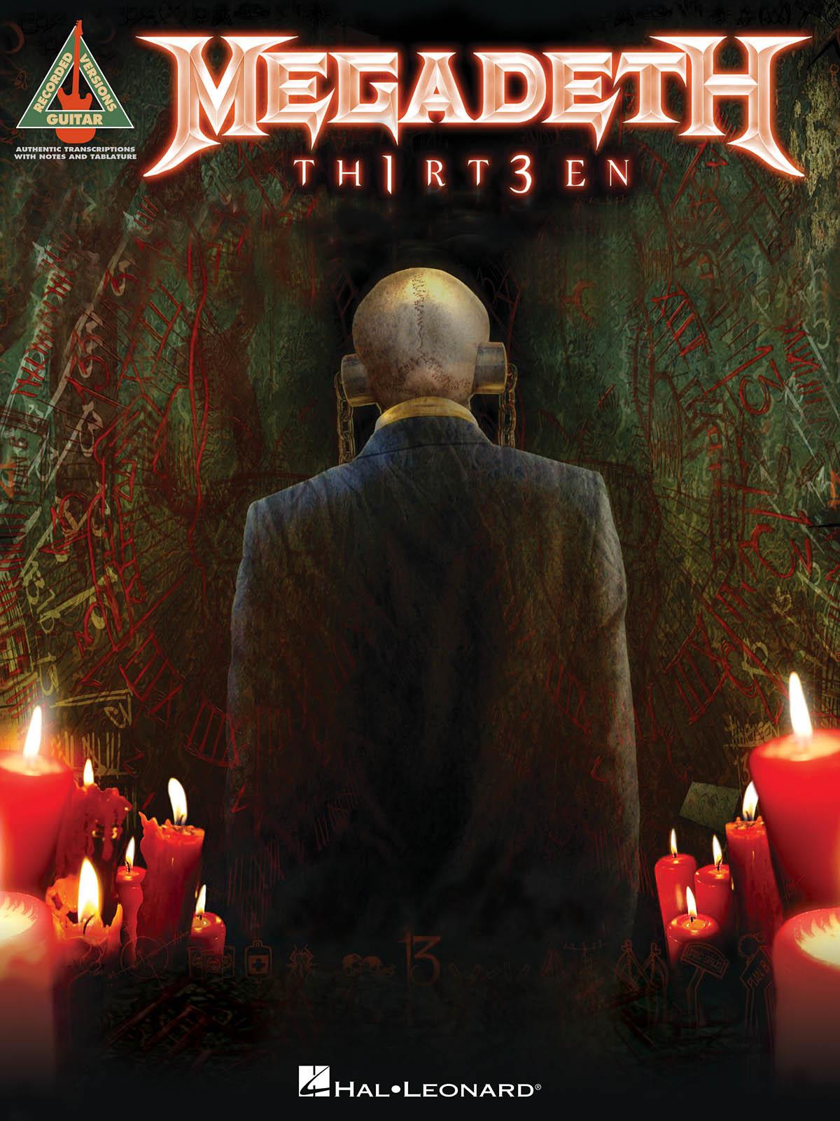 Howard Epstein: Megadeth - Th1rt3en: Guitar Solo: Album Songbook