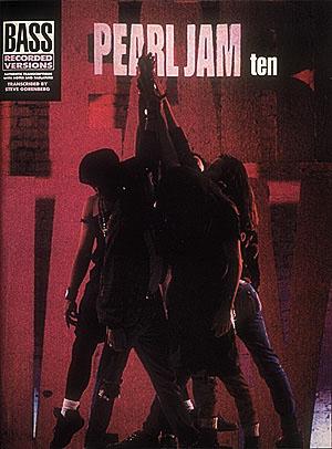 Pearl Jam: Pearl Jam - Ten*: Bass Guitar Solo: Album Songbook