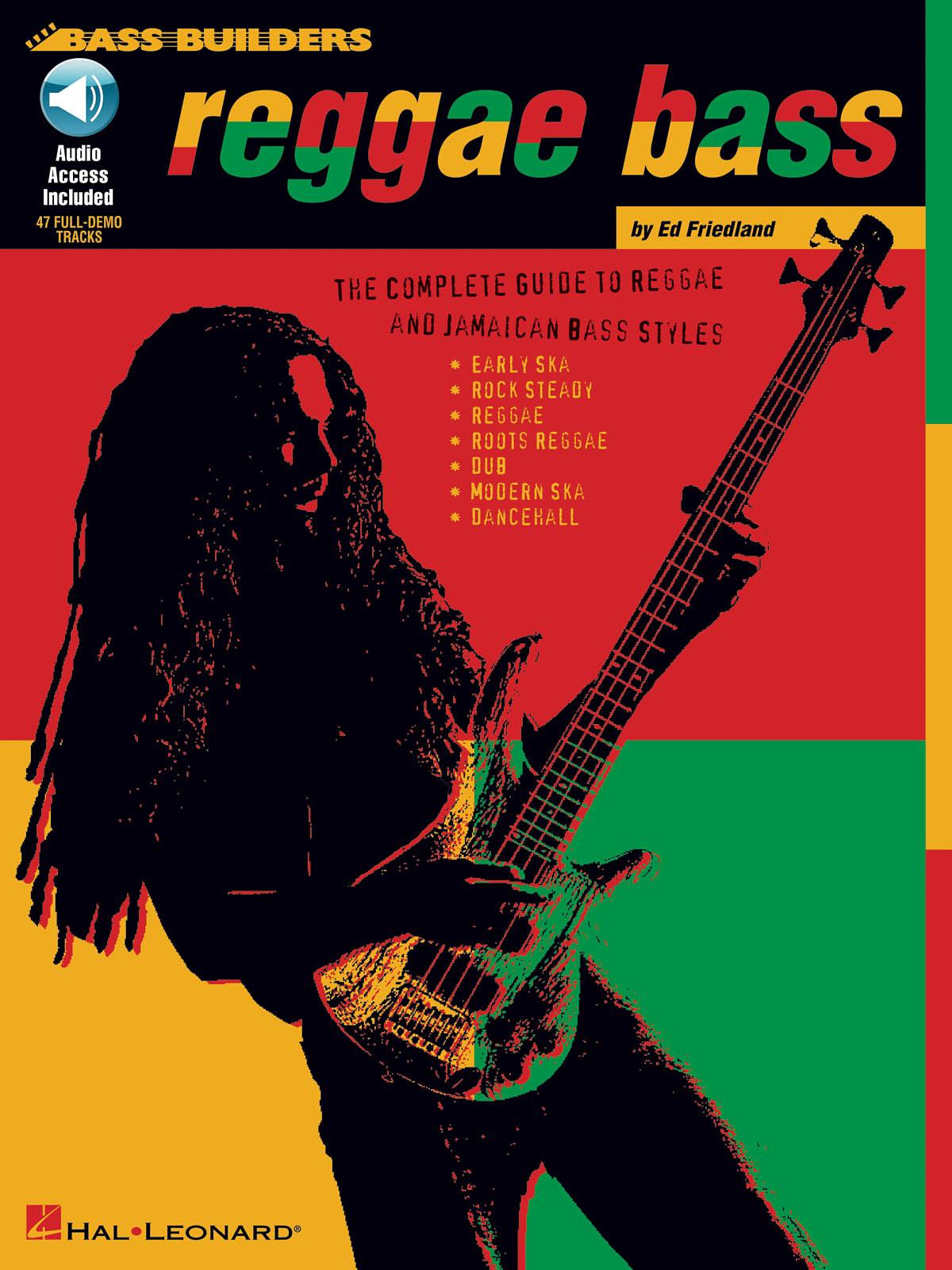Reggae Bass: Bass Guitar Solo: Instrumental Tutor