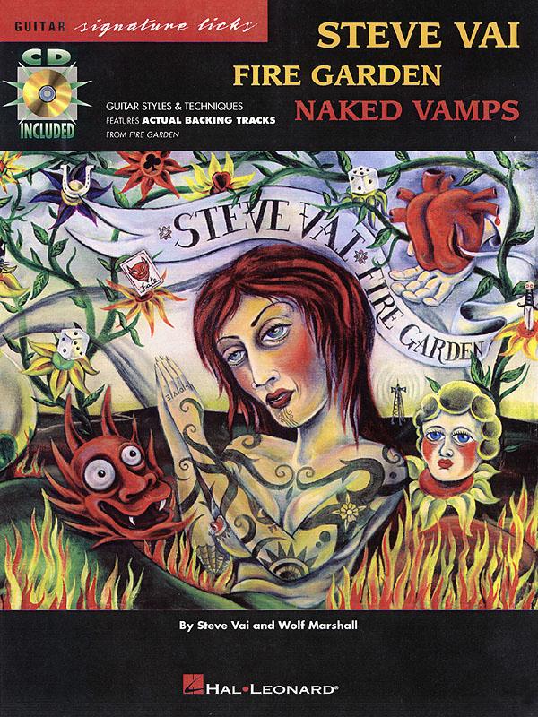 Steve Vai: Steve Vai Fire Garden - Naked Vamps: Guitar Solo: Instrumental Album
