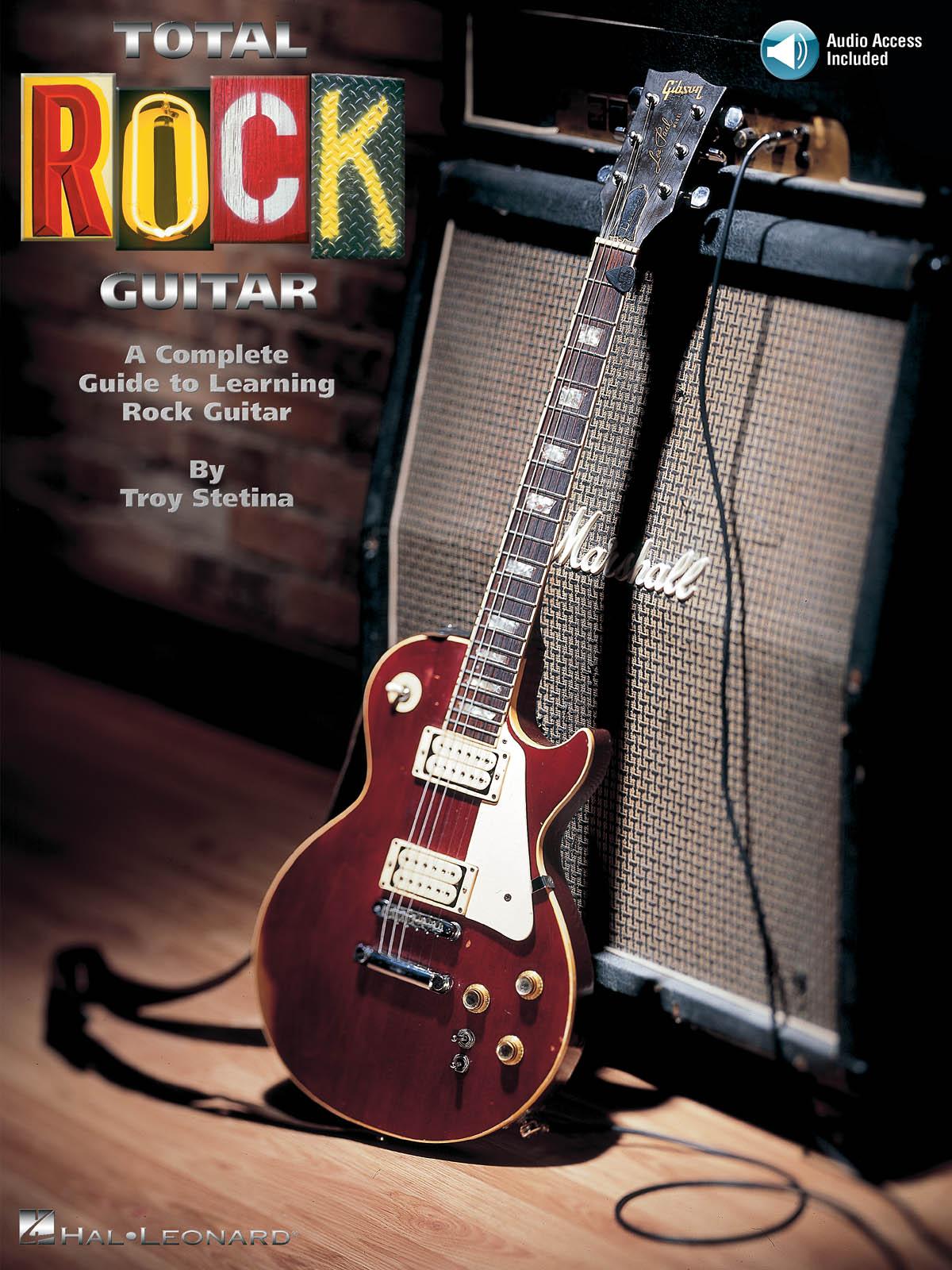 Total Rock Guitar: Guitar Solo: Instrumental Tutor