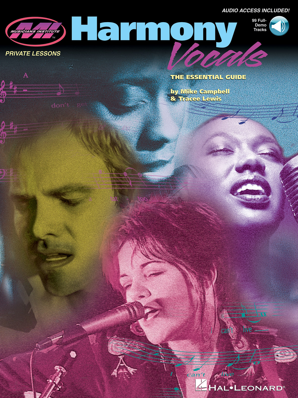 Mike Campbell Tracee Lewis: Harmony Vocals (The Essential Guide): Vocal Solo: