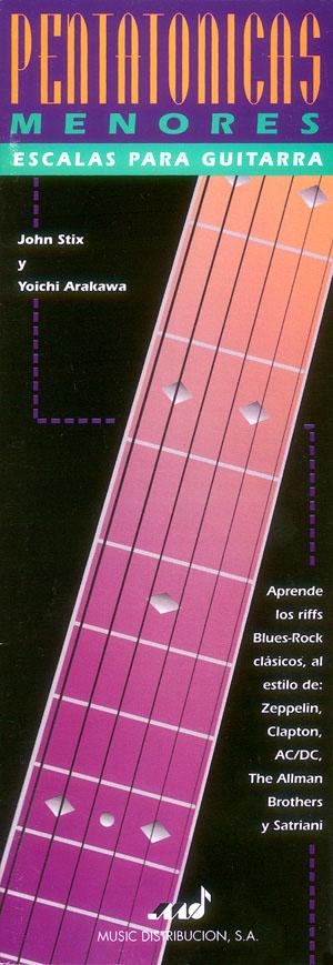 Minor Pentatonic Scales for Guitar: Guitar Solo: Instrumental Album