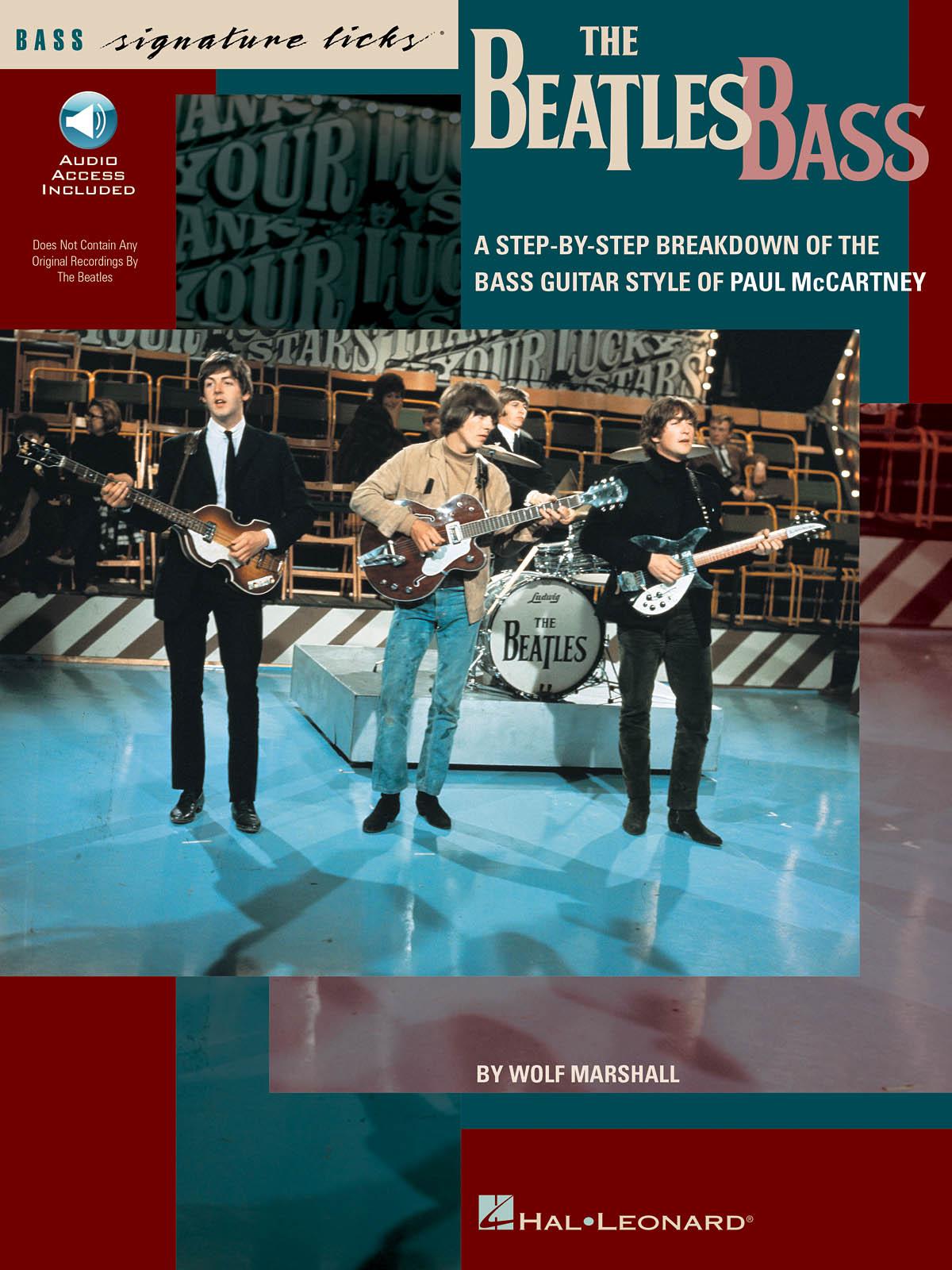 The Beatles: Bass Signature Licks: Bass Guitar Solo: Instrumental Tutor
