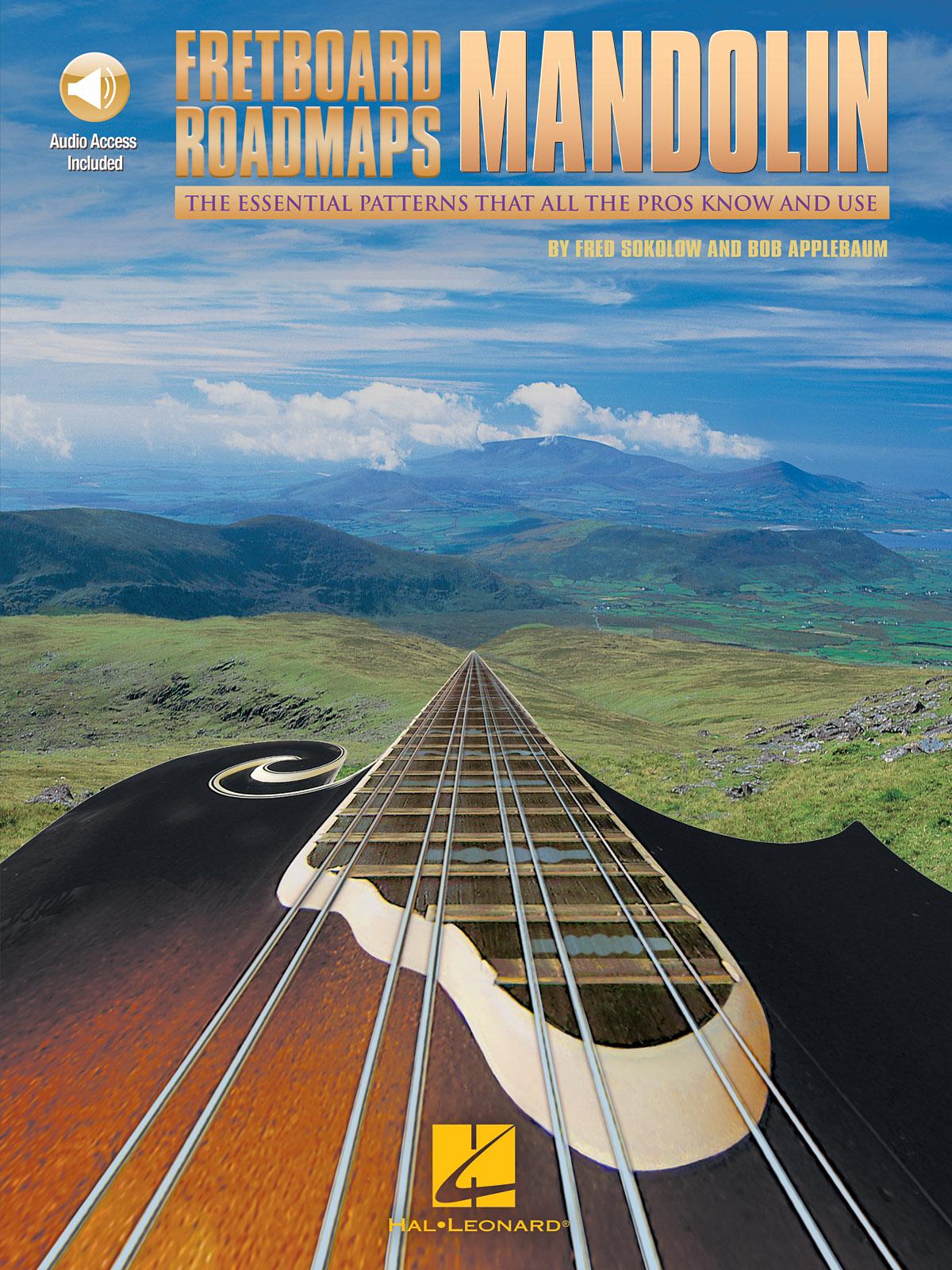 Fretboard Roadmaps Mandolin: Mandolin: Instrumental Tutor
